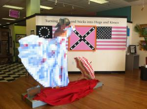 God Bless America  Exhibit Mixes Art And Politics